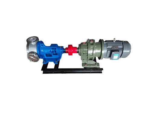 NCB系列不锈钢高粘度转子泵